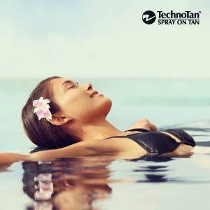 Techno Tan Bikini Pool